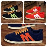 Men Sneakers,Popular shoes women's trend canvas shoes skateboarding shoes fashion lovers casual shoes plus size 40 41