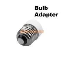 Led lâmpada lâmpada adaptador E27 para E14 estender Base de grátis frete(China (Mainland))