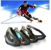 2014 New Protective Sports Military Goggles New UV400 For Hunting Ski Glasses Sled Snowboarding Sports Glasses