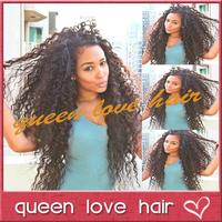 "New curly wigs!Brazilian kinky curly wigs12""-26"" 150density human virgin hair glueless kinky curly full lace wig for black women"