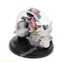 Top quality Promotion Hot sale Dragon Ball Bulma and Son Gokou Doll Model for Children