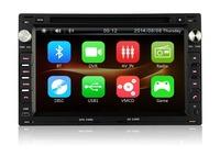 7 inch 2DIN Car Audio DVD GPS For VW Passat Jetta Bora Polo Golf MK4 Golf Sharan Transporter+Radio+Stereo Volkswagen Car Styling