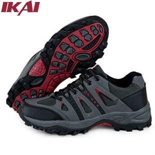Xmj007-2 hommes chaussures de marque livraison gratuite imperméable et respirante chaussures sports de plein air chaussures de course glissement.- résistant chaussures casual