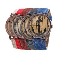 New Fashion Women Dress Watch Unisex Style Casual Leather Strap Sport Quartz Watches relogio masculino feminino QZ4034