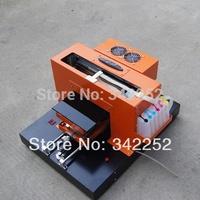 A4 size 6 colors multi-function flatbed digital printer/Phone case printer