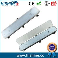 (6pcs /lot)  40W LED Tri-proof Light, Equal to 2*36W Fluorescent Tube Light, Daylight White 6000k
