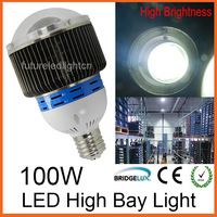 wholesale High-power LED lamps 100W LED lamps E27 E40 85-265V High Quality Corn LED Bulb LED corn lighting corn lamp with fan
