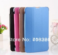 """2014 Newest Original 7"""" Folio PU Leather Stand Case For Onda V719 3G Tablet PC, Free Shipping"""