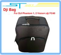 2014 fashion Backpack bag for DJI Phantom 2 Vision+ FC40 GPS RC drone Quadcopter FPV Camera VS aluminum case Free shipping  gift
