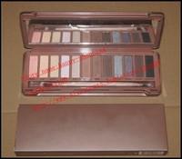 2014 New - 24 pcs nake 3 12 colors eyeshadow palette eye shadow makeup! happy-shopping