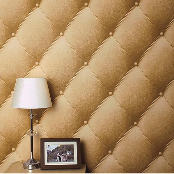 Online kopen wholesale leder behang uit china leder behang groothandel - Moderne slaapkamer behang ...