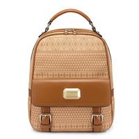 2015 fashion preppy style designer brand women backpack pu leather bolsos desigual mochila school bag casual bolsas femininas