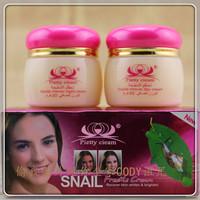 snail face cream to remove dark spotsFace Cream Removes Pigment Freckle English description is effective  Free shipping