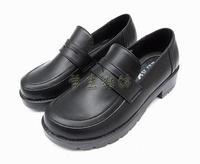 New Shoes school uniform shoes uniform shoes cos cosplay shoes leather g1