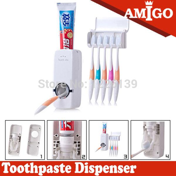 креативный дизайн, белый зубная щетка вставьте