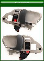 New Inner Handles For 95-98 Chevy GMC C/K 1500 Tahoe Yukon Suburban Left+Right