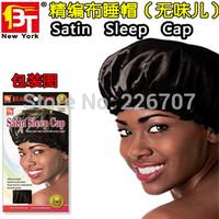 Mobcap derlook satin sleep hair Satin Sleep Cap