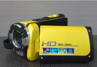NEW arrival! 1080P Digital video camera Underwater Waterproof Camera camcorder HD DV underwater 0-3 m
