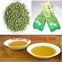 2014 spring 250g Taiwan dongding ginseng Oolong tea China Famous Health Care Teas panax ginseng tea Tieguanyin losse weight tea