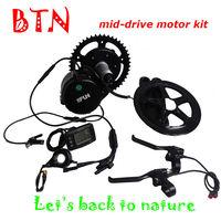 48V750W powerful bicycle conversion kit-BBS02