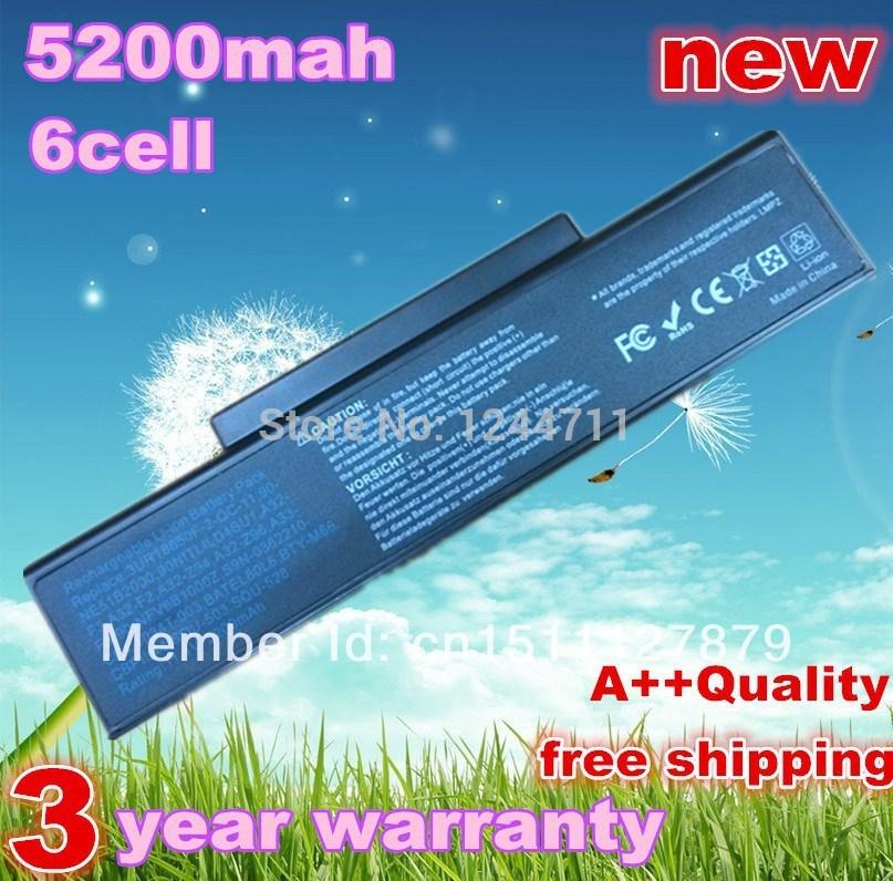 laptop battery for ASUS CBPIL44, EL80 HEL80 HEL81 HGL30 HGL31 ...