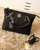 The New 2014 TH handbag Multicolor optional Fashion female bag free shipping