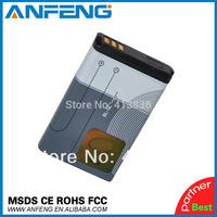 2PCS/LOT 1020mAh BL-5C Battery For Nokia C2-06 C2-00 X2-01 1100 6600 6230 BL 5C Batterie
