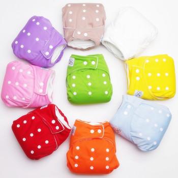 1 шт. многоразовые детские младенческой подгузник ткань пеленки мягкие чехлы на моющиеся ...