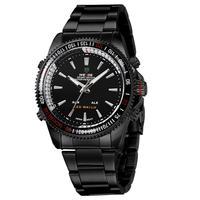 Relogios masculinos 2014 waterproof famous brand Weide digital watch men full steel watch military watches men luxury brand gift