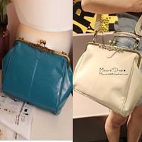 New 2015 Hot High Quality Vintage Women Messenger Bag Tote Item Retro Pu Leather Shoulder Bags Women Handbag