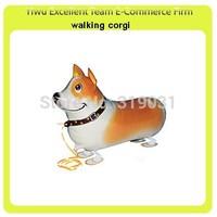 Free Shipping walking animals balloon ,balloon walking pet,100pcs/lot mix design