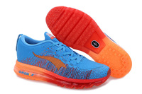 2014 New Flyknit max  Mens Sports Running Shoes Hiki shoes run shoes  man size 40-44