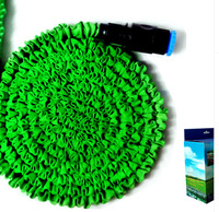 2014 car hose Garden hose 75ft with expandable blue / green water hose  high quality WATER GARDEN Pipe blue Water valve