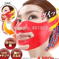 3D Face Slimming Shaping Cheek Face Lift Up Sleeping Belt Strap Band Cheek Scalp Face Shaper Belt Anti Wrinkle Sagging Mask