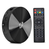 New Style IR Sensor Bluetooth Android TV Box Quad Core 2GHz 2G/8G 4K HDMI Player wIth Remote Control XBMC Smart TV BOX P0013660