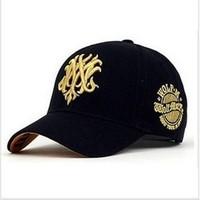 Fashion Autumn winter Baseball caps for men and women large brim 7.5cm sun hat cotton popular chapeau street shopping travel hat