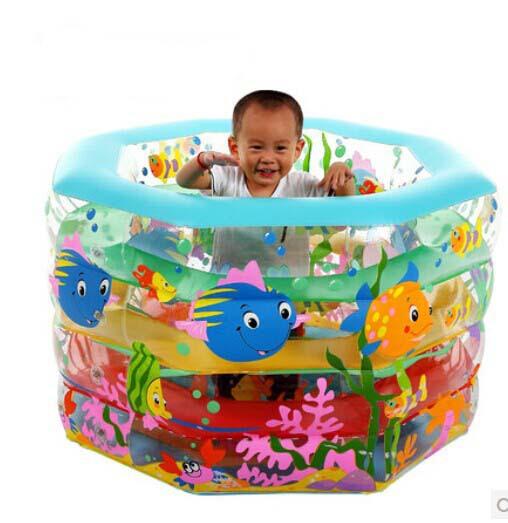 Ребенок бассейн надувной детской бассейн изоляции большой ребенок ребенок