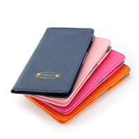 New 2014 Women Handbags Cute Bag Iconic Anti- Degaussing Leather Passport Cover Passport Card Holder Travel Long Section Purse