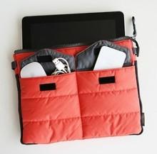 2014 New Fashion Protective Pad Handbag Multifunction Soft Bag In Bag 4-Colors Portable Travel Storage Gadget Pouch Digital(China (Mainland))