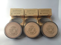 New Bare Minerals BareMinerals Matte SPF15 Foundation Loose Powder, 6g with box (120pcs/lot) 3 color can choose!