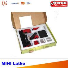 Frete grátis ! 4 em 1 ferramentas Motorizado Mini Máquina Jig -saw madeira moedor de metal Torno(China (Mainland))