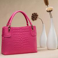 Original brand OPPO fashion women PU leather handbag simulated leather texture totes designer bags