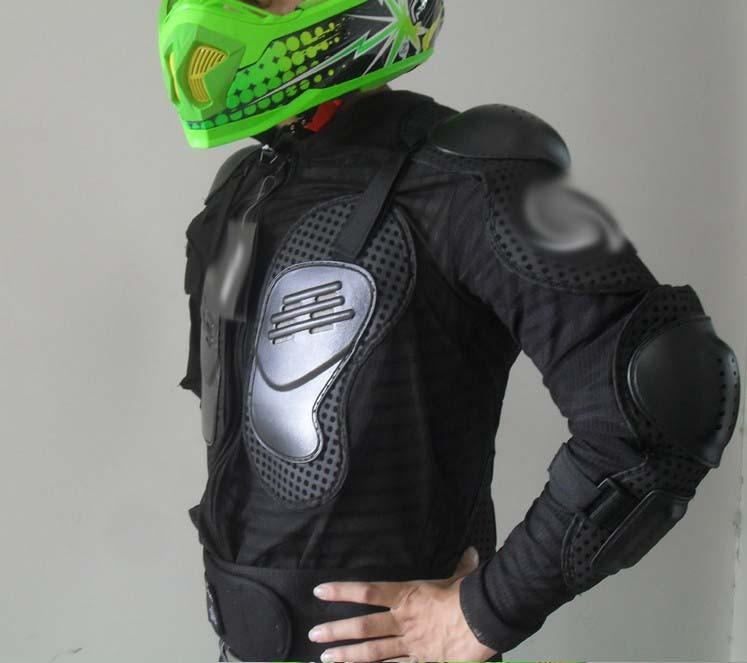 Flexible!!!Full Body Armor Motorcycle protetor de pescoco armour Armor Motor motorcycle protector armadura motocross M~XXXL(China (Mainland))