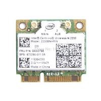 Intel Centrino Wireless-N 2230 N-2230 2230BNHMW Mini Pcie Half wifi Network Card 4.0 Bluetooth card for thinkpad free shipping