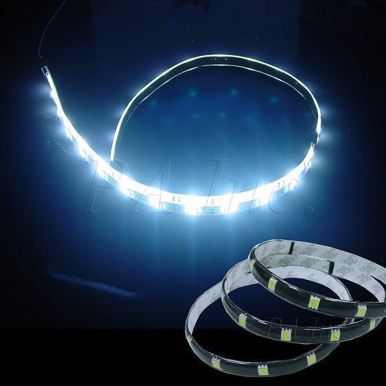 12SMD 5050 à prova de água LIGHT STRIP AUTO USE diodo emissor de paisagem lâmpada o uso LED(Taiwan)