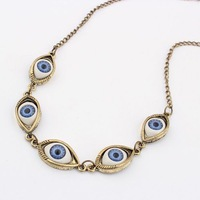 Min.order is $9.9 X288 fashion popular personalized necklace