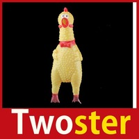 Twoster Shrilling Screaming Squeeze Fun Chicken Joy Gift Small Save up to 50%