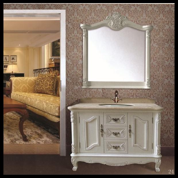 Online kopen wholesale badkamermeubels china uit china badkamermeubels china groothandel - Landelijke badkamer meubels ...