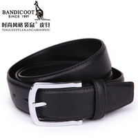 2014 hot selling pure brief material men fashion belts with top class starp buckle for summer season