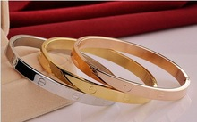 Top Quality Pretty Lady Metal Bangle bracelet bangle jewelry Free shipping(China (Mainland))
